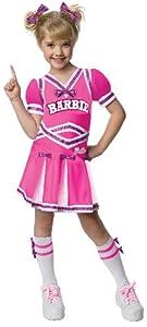 Barbie Cheerleader Costume, Toddler 1-2