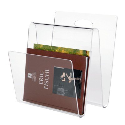 Mascagni Press Magazine Holder (W31cm x L31cm x H36cm)