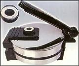 Saachi SA1650 Electric Non-Stick Roti Chapati Flat Bread Wraps/Tortilla Maker with Temperature Control (Kitchen)
