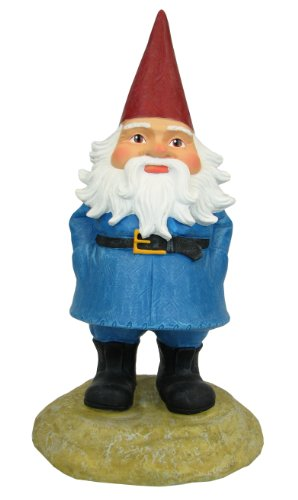 Exhart 8-Inch Travelocity Gnome