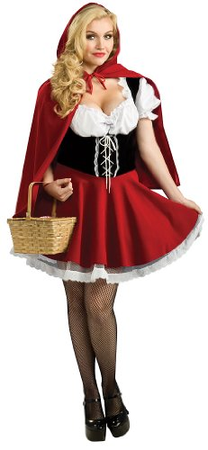 $19.99 Secret Wishes Red Riding Hood Costume