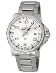 Corum Men's 383.330.20/V701 AA22 Admirals Cup White Dial Watch