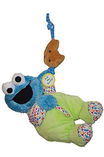 Sesame Street Musical Pull Toy, Elmo - 1
