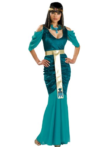 Form Fitting Egyptian Dress Cleopatra Costume Gown Womens Theatrical Costume