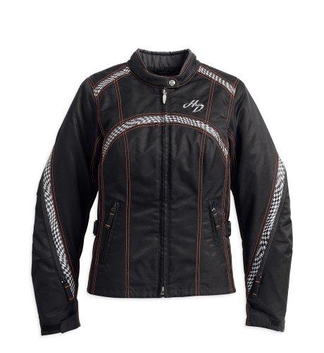 Harley-Davidson Racer Functional Jacket 97375-13VW Damen Outerwear