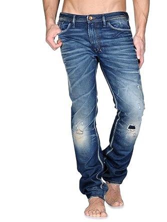 Jeans Diesel Shioner 74Y - Homme - 33/32 Bleu