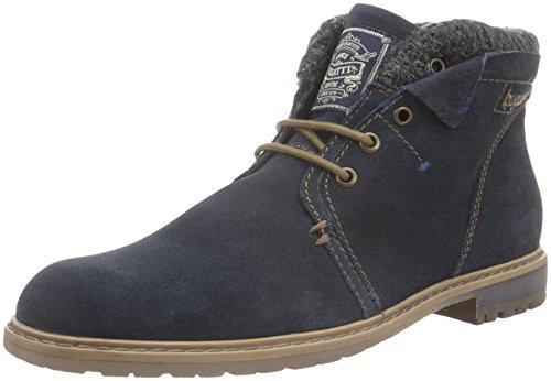 bugatti-k28373-stivali-desert-boots-uomo-blu-dunkelblau-425dunkelblau-425-44-eu