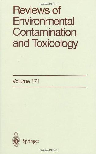 Reviews of Environmental Contamination and Toxicology: Continuation of Residue Reviews: 171