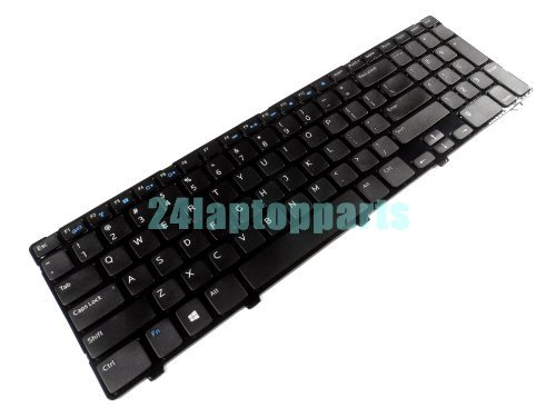 Dell Inspiron 15 (3521 / 5521) Laptop Keyboard - Yh3Fc - Genuine Dell Part