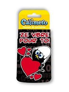 Chaussette Telephone Calimero ZE VIBRE POUR TOI