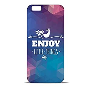 ezyPRNT Enjoy Printed back Cover for Apple iPhone 6S