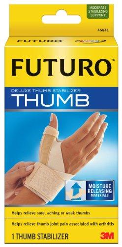 Futuro Deluxe Thumb Stabilizer-S MB0000A0BOB