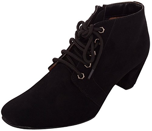 Exotique-Womens-Suede-Boots