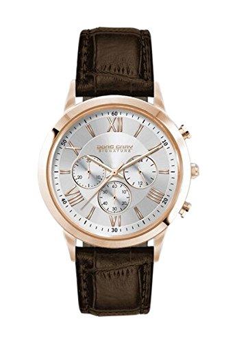 Jorg Gray da uomo orologio da donna bianco Display con cronografo e da JGS3580