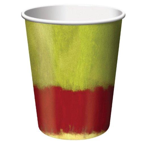 Gerbera Garden Cups, Hot/Cold 9 oz