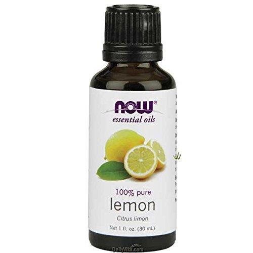 Now Foods lemon oil 1 oz ( Multi-Pack)