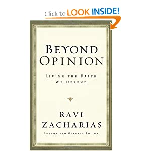 Downloads Beyond Opinion: Living the Faith We Defend ebook