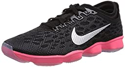 Nike Zoom Fit Agility Sz 7.5 Womens Cross Training Shoes Black New In Box