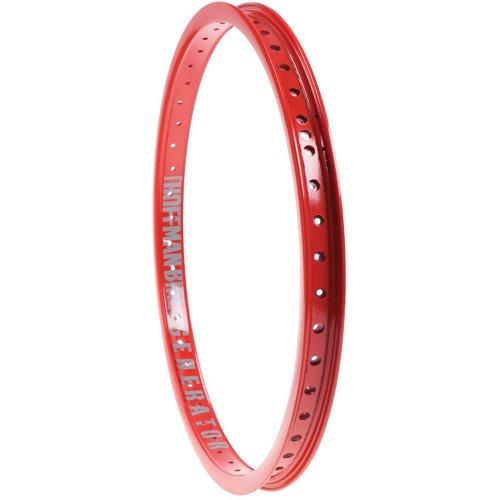 Hoffman Bikes Generator Rim, Red, 20-Inch (48 Hole)