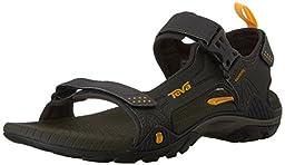 Teva Men\'s Toachi 2 Sandal,Raven,9.5 M US