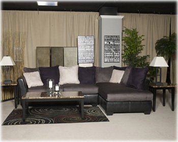 Cobblestone Right-Facing Sofa by Ashley Furniture