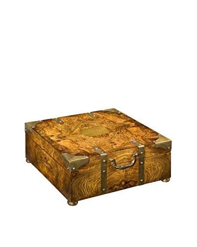 Solid Walnut Table Top Box