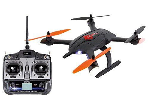 XciteRC-15004000-Dragon-250-RTF-Quadrocopter-mit-Akku-Ladegert-und-XRC-6S-Fernsteuerung