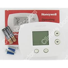 Honeywell TH5110D1006 FocusPro 5000 Non Prog Thermostat