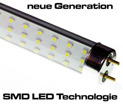 LED T8 SMD Röhre mit 288 LED Warmweiß 120cm