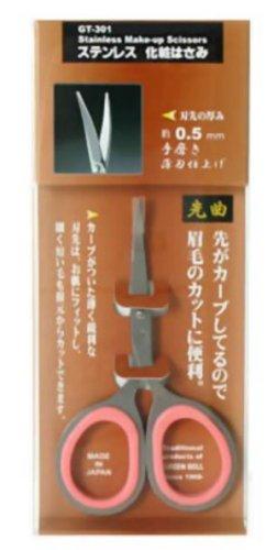 Gベル ステンレス化粧ハサミ S GTー301