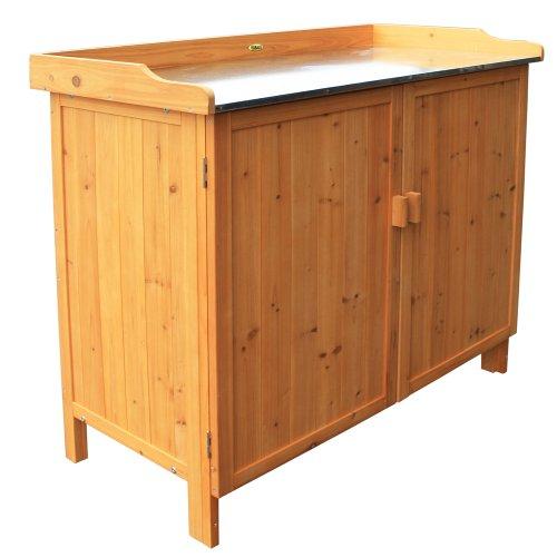 habau 3106 fsc tavolo da giardino con mobiletto my annunci prezzi economici. Black Bedroom Furniture Sets. Home Design Ideas