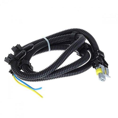 Autex 1pcs 970-040 ABS Wheel Speed Sensor Wire (Actuator Wire Harness compare prices)