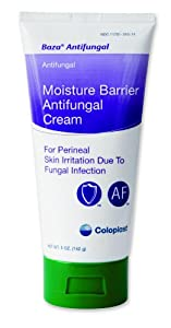 Baza Moisture Barrier Antifungal Cream 4 g single application packet
