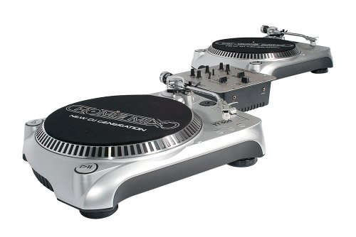 Homemix TT500M Belt Drive Turntable Kit