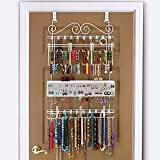 Overdoor Jewelry Organizer
