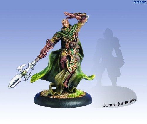 Circle Orboros Epic Warlock Krueger Stormlord Hordes by Privateer Press