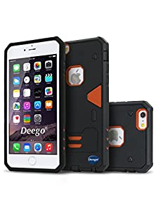 buy Iphone 6 6S Case(4.7), Vogue Shop Hybrid Dual Layer Shockproof Hard Cover For Iphone 6 6S Printed Design Tpu+ Pc Hybrid High Impact Defender Bumper Protective Armor Combo Soft Hard Cases Covers