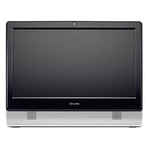 Shuttle 18.5-Inch LGA1155/Intel H61/DDR3/USB 3.0 All-In-One Touchscreen PC Barebone X70S (Black/Silver) by SHUTTLE