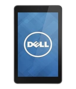 Dell Venue 7 3000 Series Tablet (WiFi, 16GB), Black