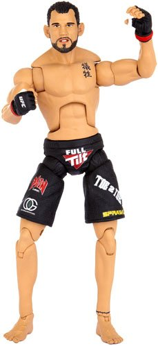 UFC Jon Fitch Series 3 Action Figure - 1
