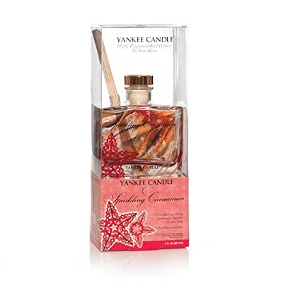 Yankee Candle Sparkling Cinnamon Reed Diffuser by Yankee Candle