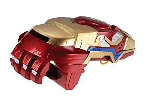 Iron Man 3 Marvel ARC FX Gauntlet (Mask not included)