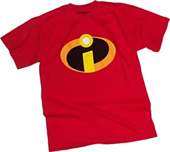 The Incredibles Logo T-Shirt, Small