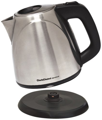 Chef'Schoice® International 1-Qt Electric Kettle
