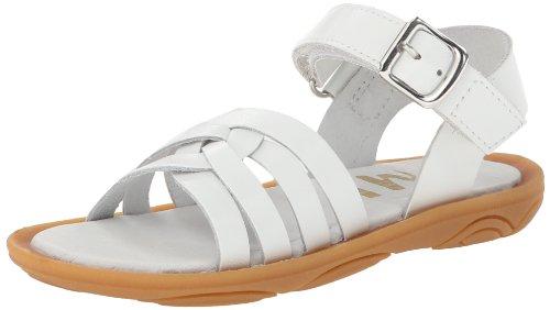 Toddler Girl White Sandals front-1050643