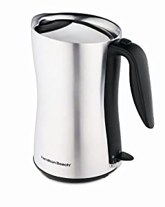 Hamilton Beach Double Walled Cool Touch Kettle