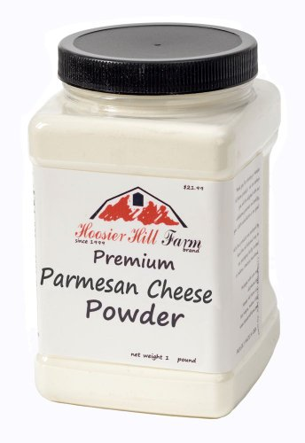 Parmesan Cheese powder by Hoosier Hill Farm, 1 lb ...