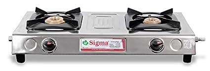 Sigma Mini Popular Gas Stove (2 Burner)