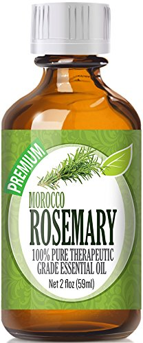 Rosemary (60ml) 100% Pure, Best Therapeutic Grade Essential Oil - 60ml / 2 (oz) Ounces