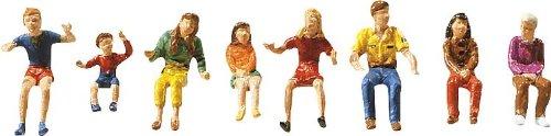 FALLER-153051-Kirmes-Figuren-Set-II
